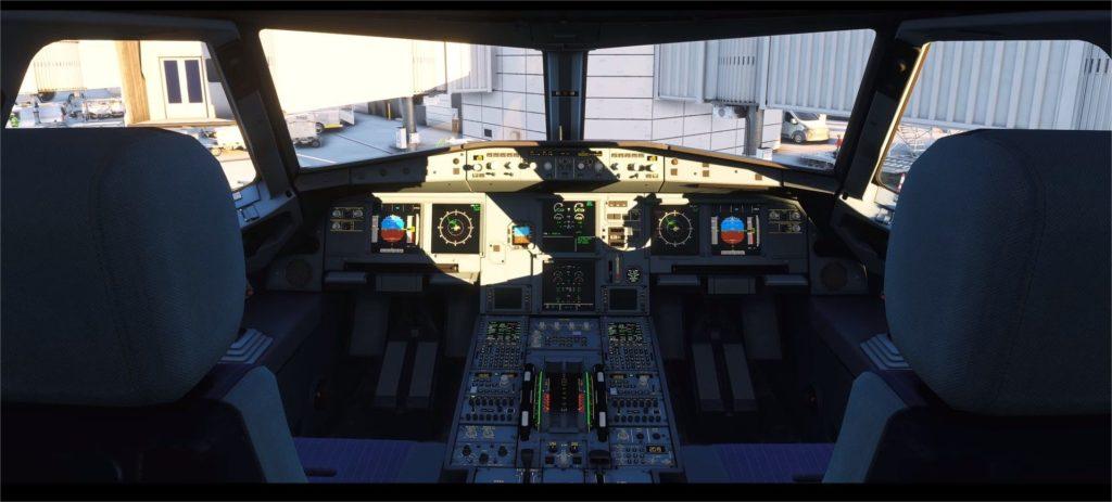 Développement Flisht Simulator 2020