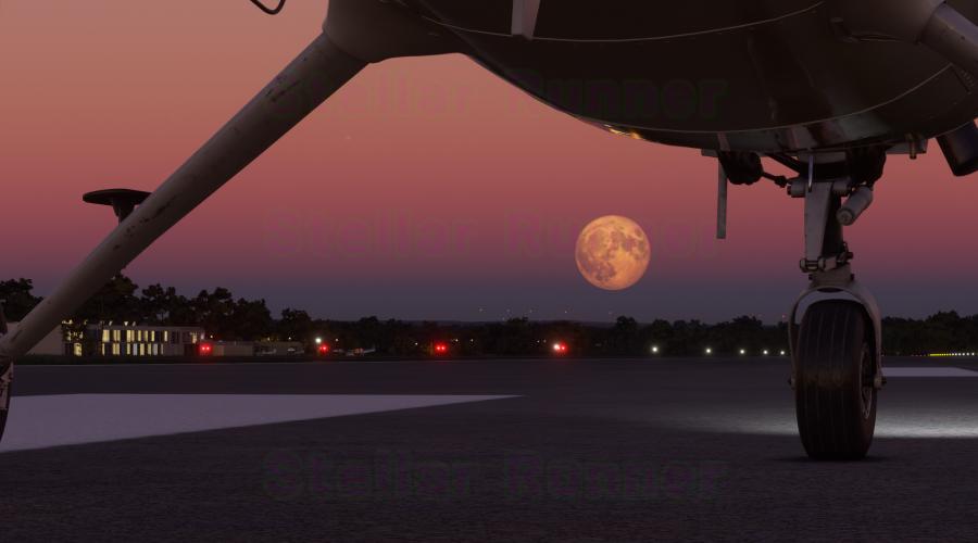 Capture d'écran de Stellar Runner