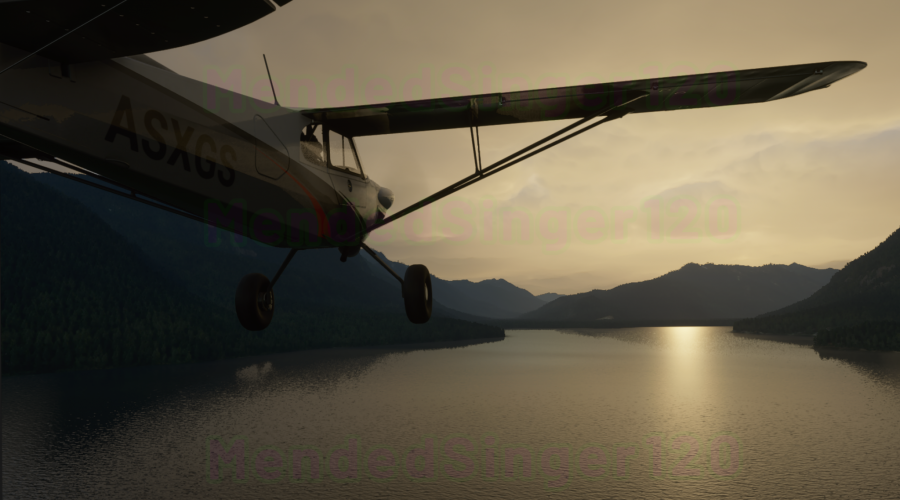 Capture d'écran de MendedSinger1920